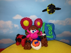 claymation characters